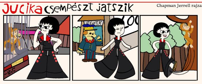 Jucika Fan Comic