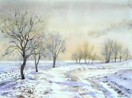 Winter by mashami