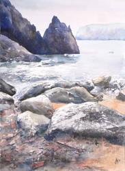 Ireland, Achill by mashami