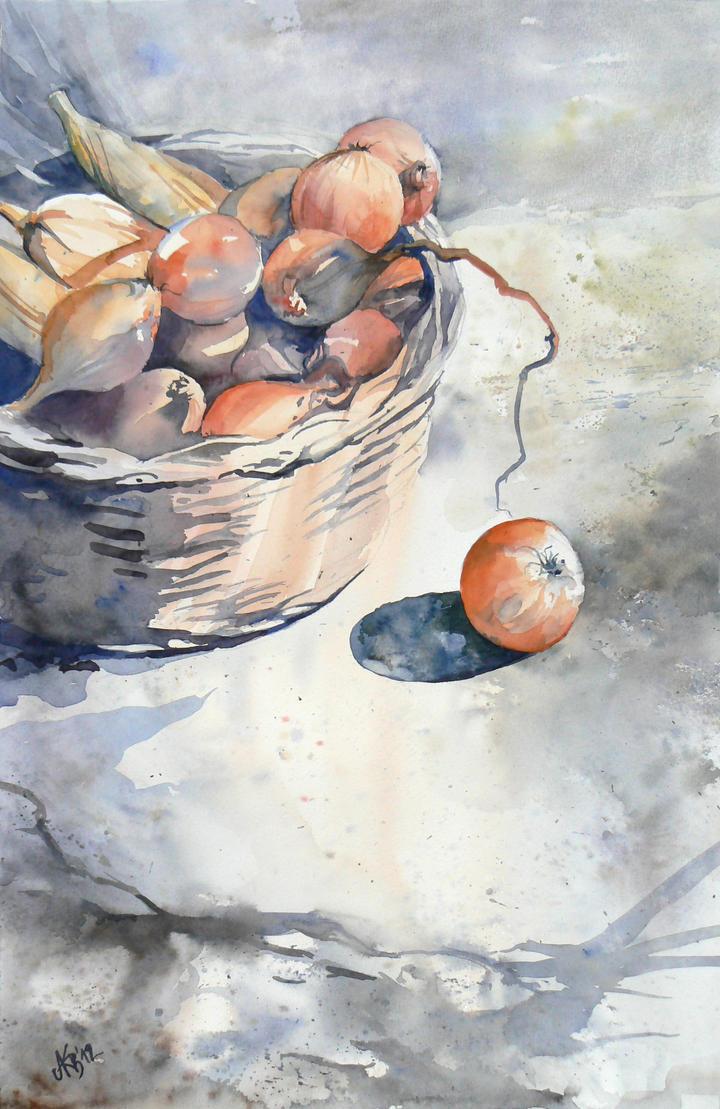 Onions by mashami