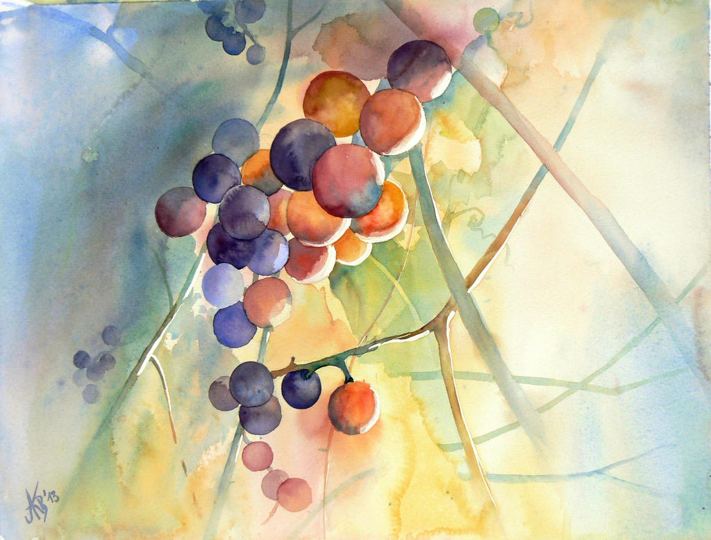 Grapevine by mashami