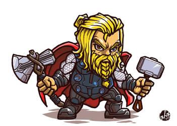 Chibi Bro Thor