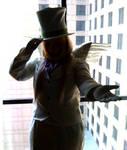 Masked Gentleman Cosplay