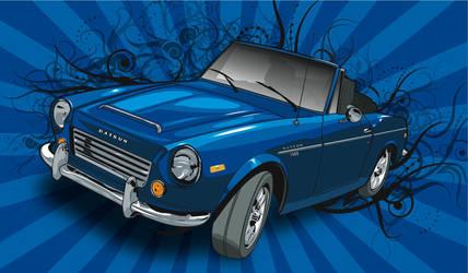Datsun Fairlady by Tomaka
