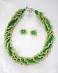 Sunshine Vine Necklace