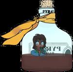 Obi In A Bottle