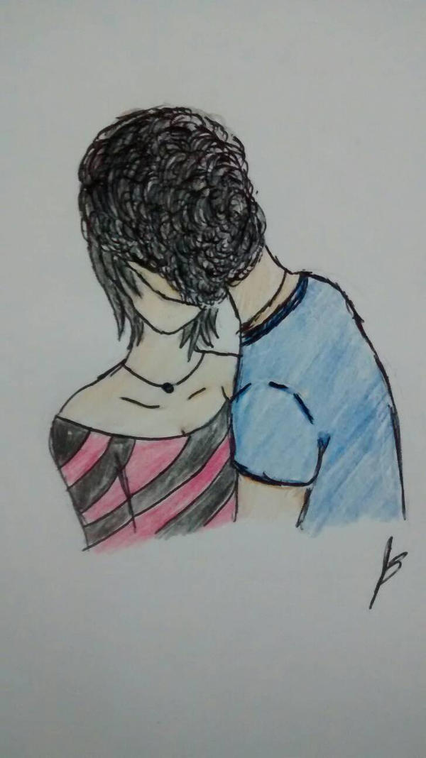Kiss by Joyshadow11