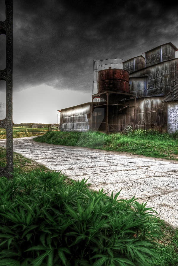 ...At The End Of Town... by ag90