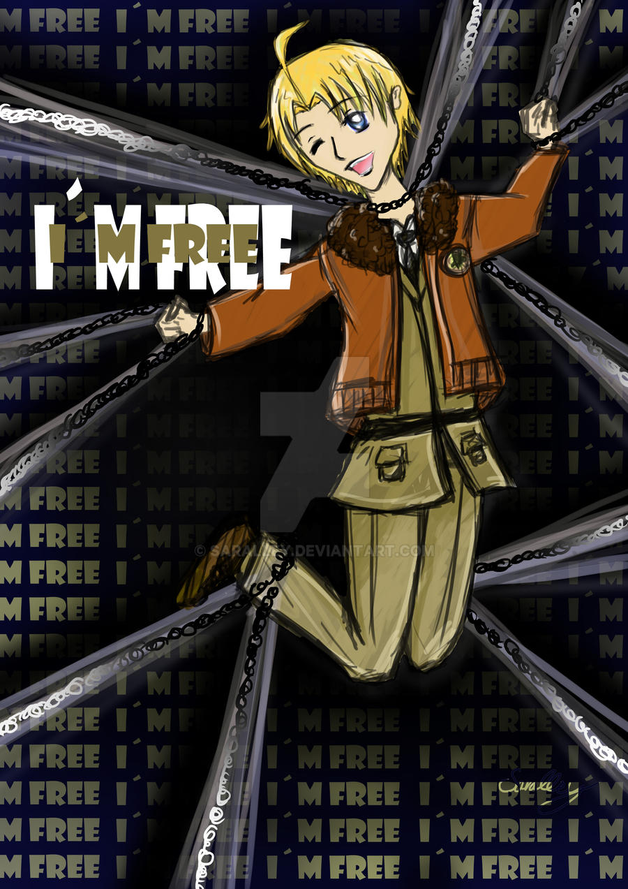 APH: Free? by Saralley