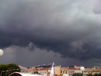 Energy Clouds #1 by Rolnaashch