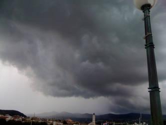 Energy Clouds #2 by Rolnaashch
