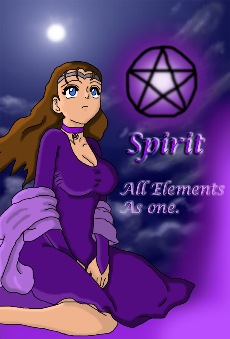 The Spirit of Wicca by FallenAngelInaYasha