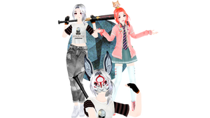 [MMD] TDA Scarlet - Download in Description by TheDeMoon
