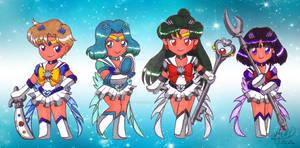 Outer Crystal Senshi