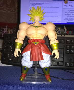 S.H. Figuarts - Broly