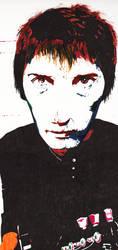 Izzy Stradlin by analogmouse