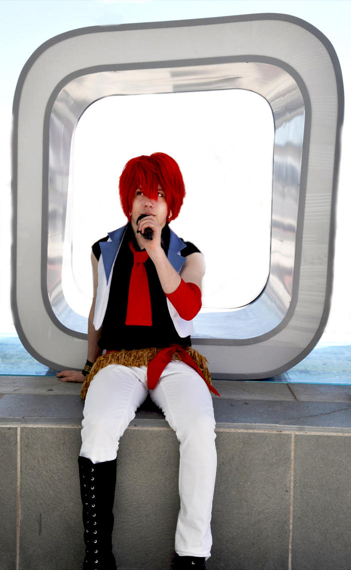 O is for Otoya by Ninetailefox92