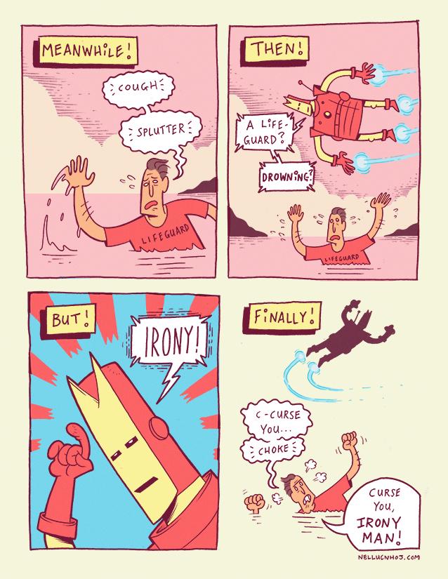 Daily Comic 169 by nellucnhoj
