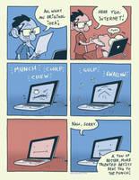 Daily Comic 217 by nellucnhoj