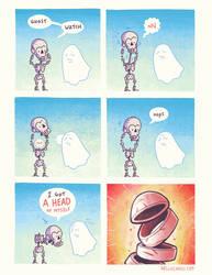 Daily Comic 595 by nellucnhoj