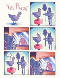 Daily Comic 596 by nellucnhoj
