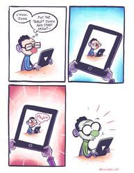 Comic 725 by nellucnhoj