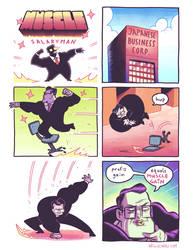 Comic 734 by nellucnhoj