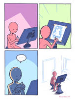 Comic 777 by nellucnhoj