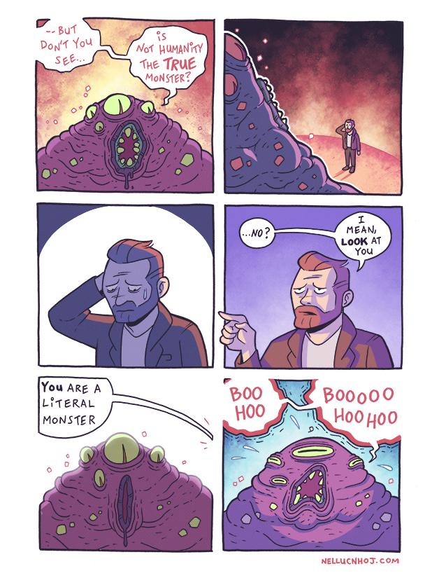 Comic 1002 by nellucnhoj