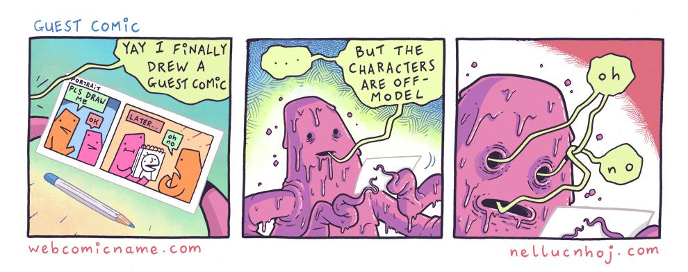 Comic 1003 by nellucnhoj