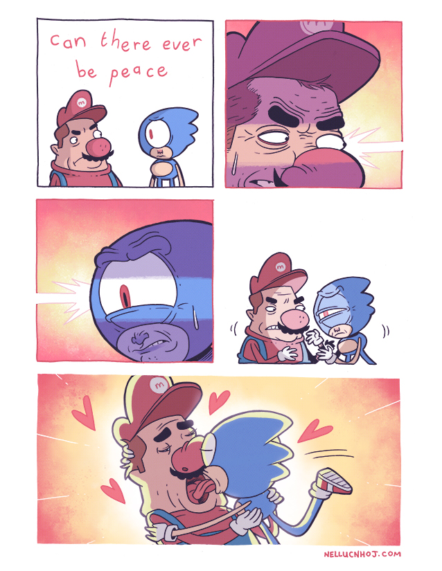 Comic 1046 by nellucnhoj