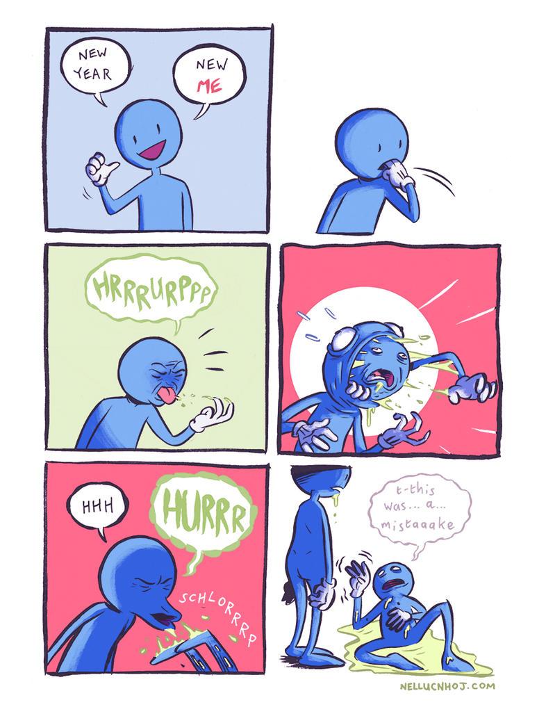 Comic 1177 by nellucnhoj ...