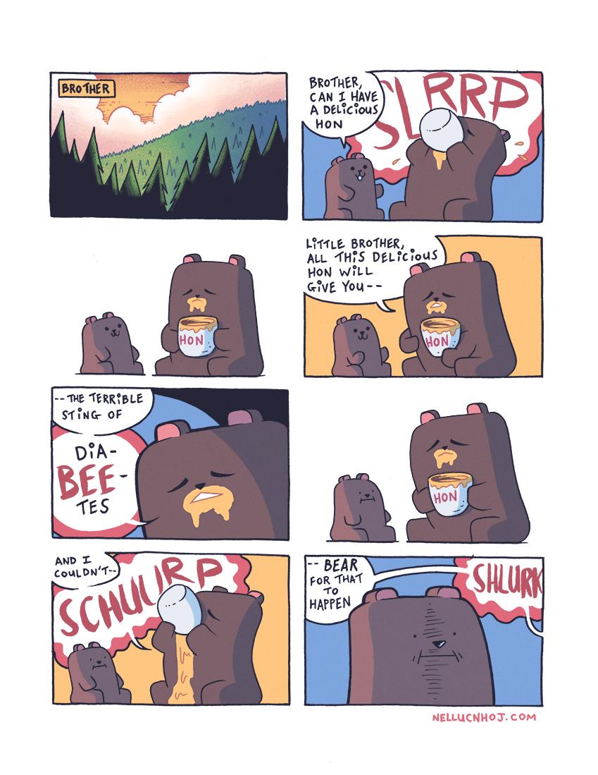 Comic 1303 by nellucnhoj