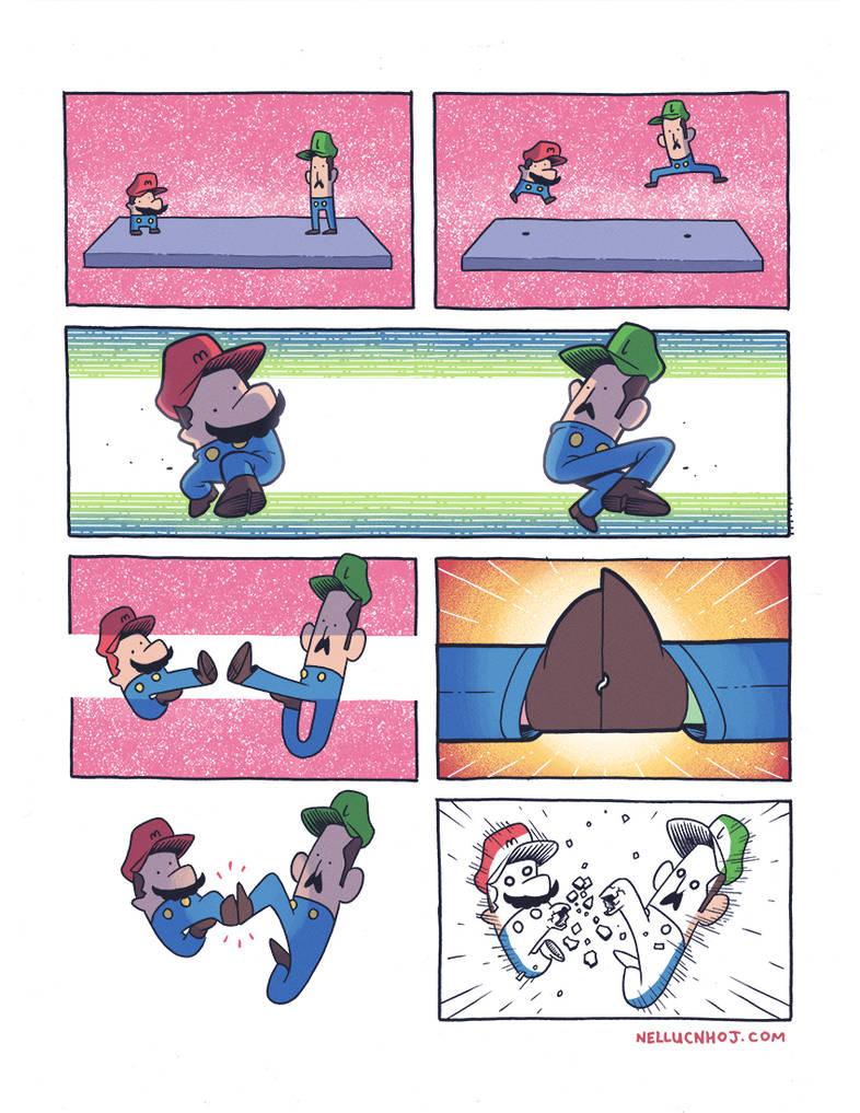 Comic 1306 by nellucnhoj