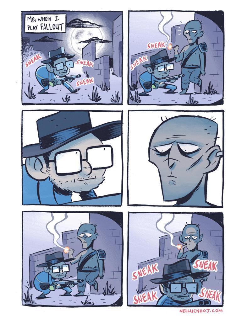 Comic 1308 by nellucnhoj