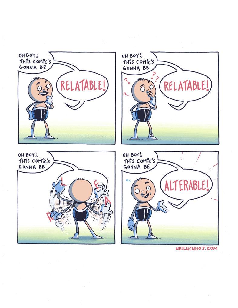 Comic 1309 by nellucnhoj