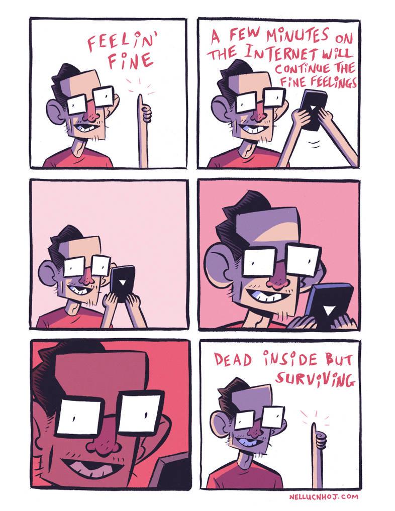Comic 1419 by nellucnhoj