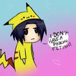 Pikachu Sasuke