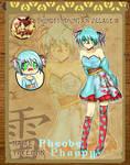 Pokimono Application - Pheobe