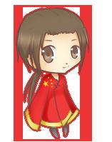 China Chibi by iNintendo