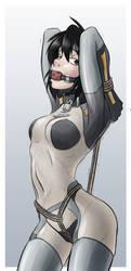 Cassandra Cain by Shio-bari