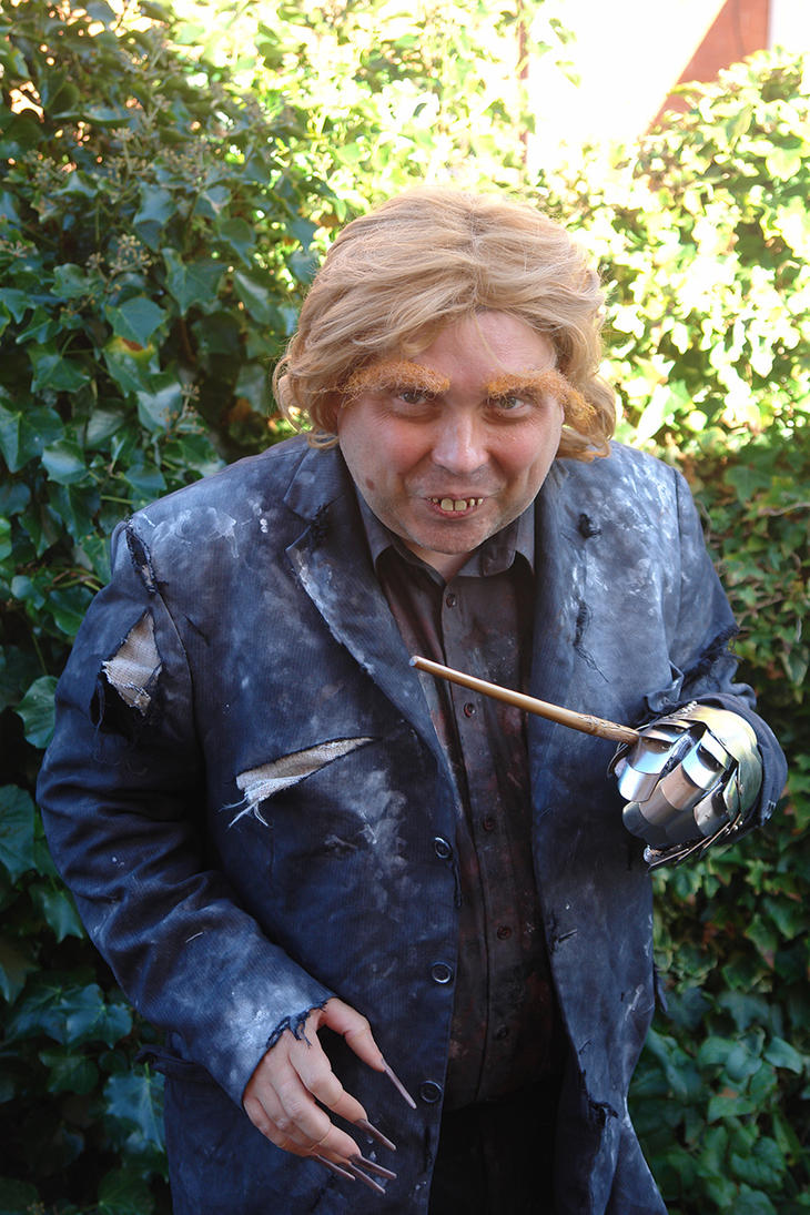 Peter Pettigrew / Wormtail cosplay 6 by Angelophile