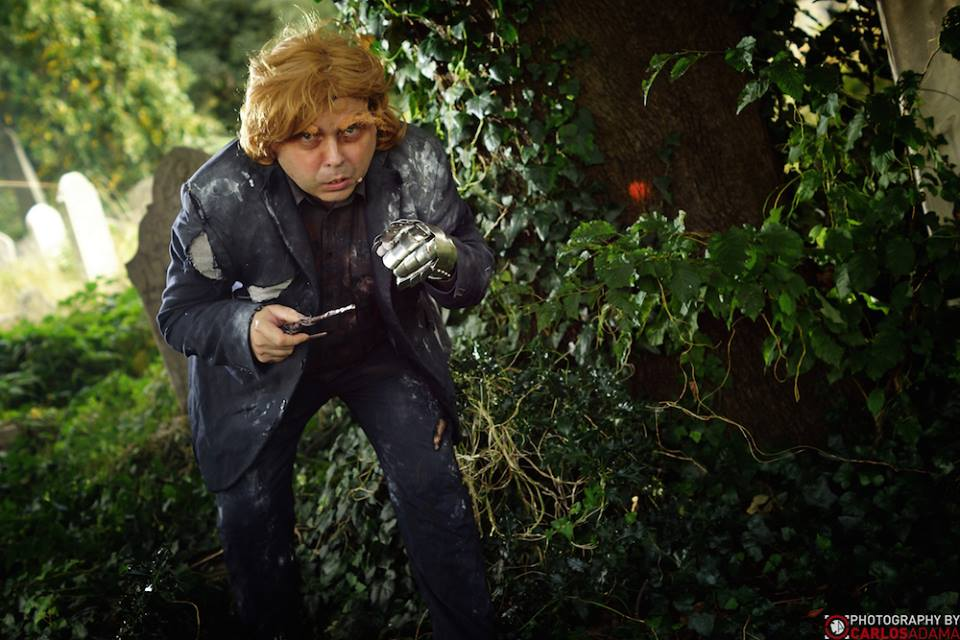 Peter Pettigrew / Wormtail cosplay 7 by Angelophile