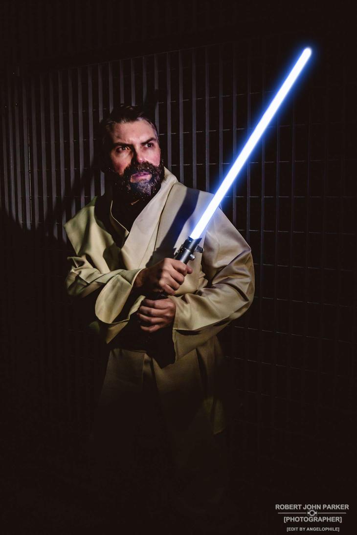 Obi-Wan Kenobi 6 by Angelophile