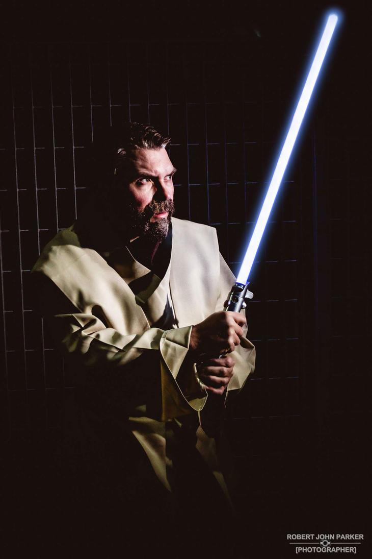 Obi-Wan Kenobi 2 by Angelophile