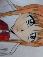 orihime inoue by eminemer
