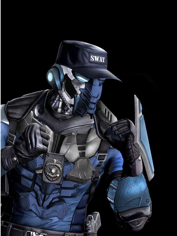 Cyber Stryker M...