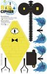 Bill Cipher - Papercraft