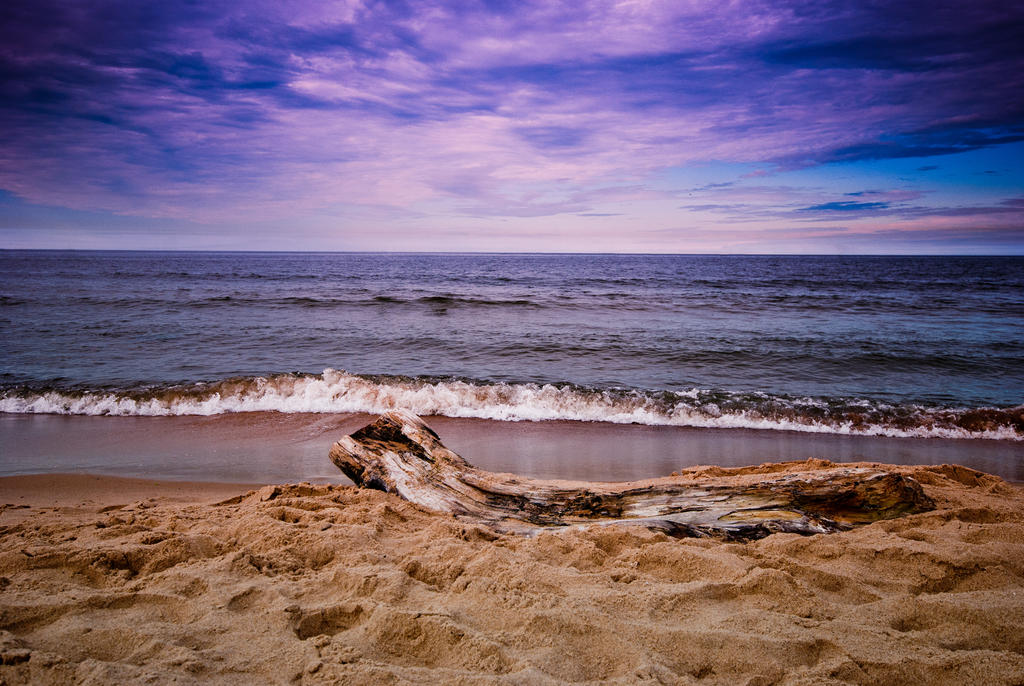 Seashore by iisjahstock