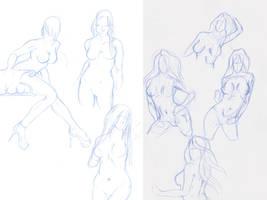 Female anatomy prac.2 by mad-fever